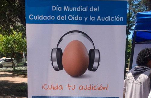 Día Mundial del Cuidado del Oído y la Audición