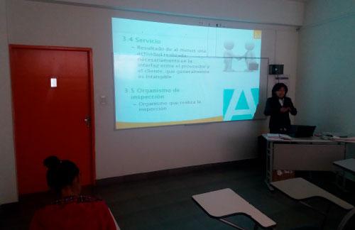 Curso de Especialista de la Norma Boliviana NB/ISO/IEC 17020:2012